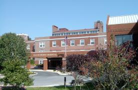 Waynesboro Hospital Main Entrance Rennovation